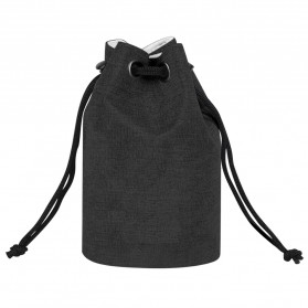 BUBM Tas Lensa Kamera DSLR Lens Bag Size S - JTY - Black - 3