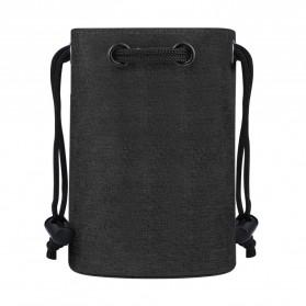 BUBM Tas Lensa Kamera DSLR Lens Bag Size S - JTY - Black - 4