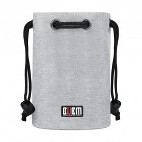 BUBM Tas Lensa Kamera DSLR Lens Bag Size S - JTY - Gray - 2