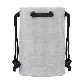 BUBM Tas Lensa Kamera DSLR Lens Bag Size S - JTY - Gray - 4
