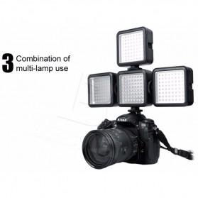 Godox Flash Kamera DSLR Universal 64 LED - Black - 4
