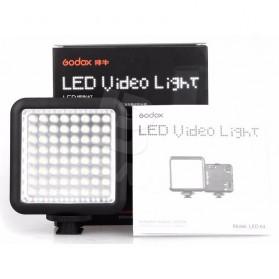 Godox Flash Kamera DSLR Universal 64 LED - Black - 7