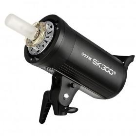 Godox SK300II Professional Compact Studio Flash Strobe Light 300Ws 2.4G Wireless - Black