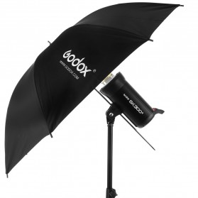 Godox SK300II Professional Compact Studio Flash Strobe Light 300Ws 2.4G Wireless - Black - 3