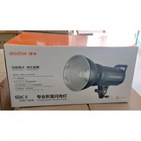 Godox SK300II Professional Compact Studio Flash Strobe Light 300Ws 2.4G Wireless - Black - 8