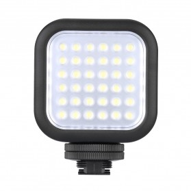 Godox Flash Kamera DSLR 36 LED Universal - LED 36 - Black