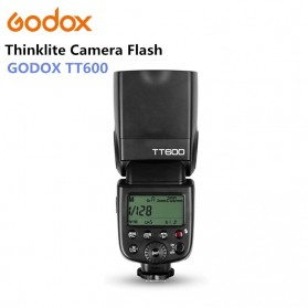Godox TT600 Camera Flash Speedlite 2.4G Wireless - Black