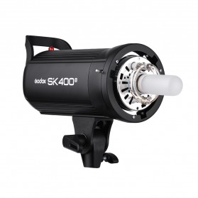 Godox SK400II Professional Compact Studio Flash Strobe Light 400Ws 2.4G Wireless - Black