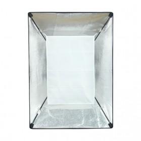 Godox Studio Softbox Flash Diffuser Camera DSLR 50 X 70 CM - SB-MS - Black - 3