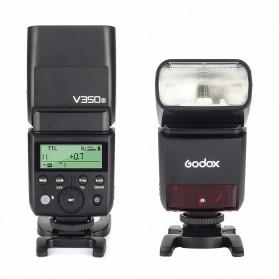 Godox V350S TTL Camera Flash Speedlite 2.4G Wireless for Sony Camera - Black - 2
