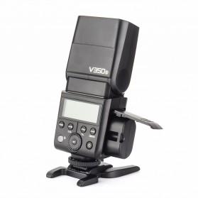 Godox V350S TTL Camera Flash Speedlite 2.4G Wireless for Sony Camera - Black - 5