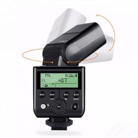 Godox V350S TTL Camera Flash Speedlite 2.4G Wireless for Sony Camera - Black - 6