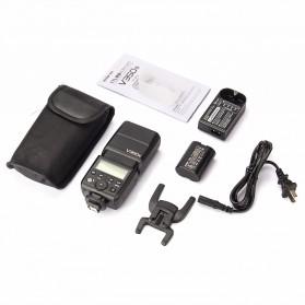 Godox V350S TTL Camera Flash Speedlite 2.4G Wireless for Sony Camera - Black - 7