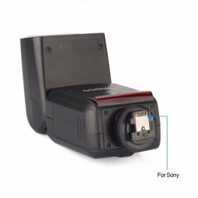 Godox V350S TTL Camera Flash Speedlite 2.4G Wireless for Sony Camera - Black - 10