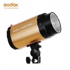 Godox 250SDI Smart Strobe Photo Flash Studio Light 250Ws 220V - Black/Orange