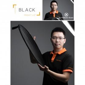 Godox Reflektor Cahaya Studio Foto 5 in 1 60cm - RFT-05 - Black - 7