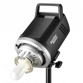 Godox MS300 Compact Studio Flash Light 2.4G Built-in Wireless Receiver 300W - Black - 4
