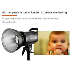 Godox Lampu Kamera Foto Video Continuous Lamp 60W - SL-60W - Black - 10