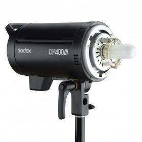 Godox DP400III Studio Flash Light 2.4G Built-in Wireless Receiver 400W - Black - 6