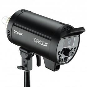 Godox DP400III Studio Flash Light 2.4G Built-in Wireless Receiver 400W - Black - 8