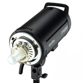 Godox DP600III Studio Flash Light 2.4G Built-in Wireless Receiver 600W - Black - 3