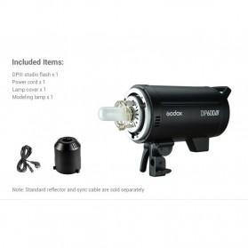 Godox DP600III Studio Flash Light 2.4G Built-in Wireless Receiver 600W - Black - 10