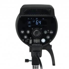 Godox DP600III Studio Flash Light 2.4G Built-in Wireless Receiver 600W - Black - 5