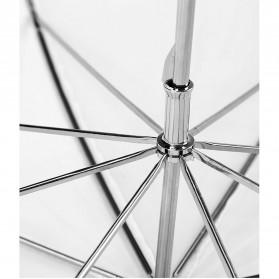 Godox Payung Studio Reflective Photography Umbrella Double Layers 84cm - UB-006 - Black White - 7