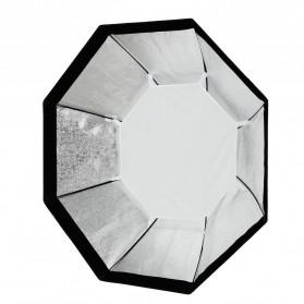 Godox Softbox Reflector Octagonal Honeycomb Grid 95cm - SB-FW-95 - Black - 4
