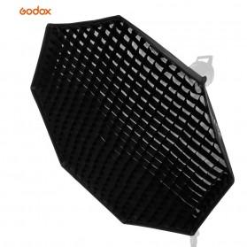 Godox Softbox Reflector Octagonal Honeycomb Grid 95cm - SB-FW-95 - Black - 6