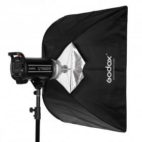 Godox Softbox Reflector Umbrella Rectangular 70x100cm - SB-US-70100 - Black - 5