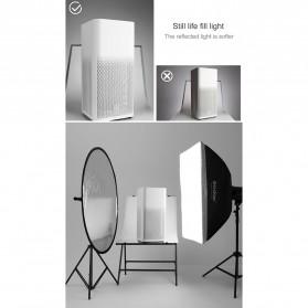 Godox Reflektor Cahaya Studio Foto 5 in 1 110cm - RFT-05 - Black - 5