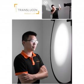 Godox Reflektor Cahaya Studio Foto 5 in 1 110cm - RFT-05 - Black - 6