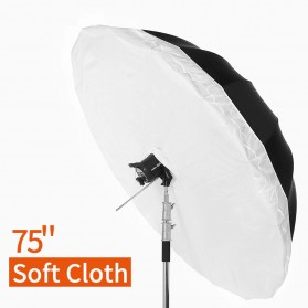 Godox Cover Payung Reflective Studio Photography 190 CM - UB-05 - White