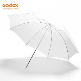 Godox Payung Studio Reflective Photography Umbrella White Translucent 75 Inch - UB-L2 - White