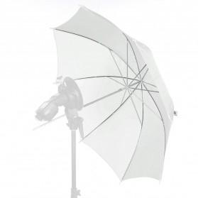 Godox Payung Studio Reflective Photography Umbrella White Translucent 75 Inch - UB-L2 - White - 2