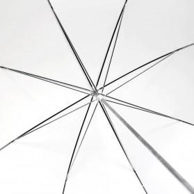 Godox Payung Studio Reflective Photography Umbrella White Translucent 75 Inch - UB-L2 - White - 5