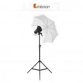 Godox Payung Studio Reflective Photography Umbrella White Translucent 75 Inch - UB-L2 - White - 6
