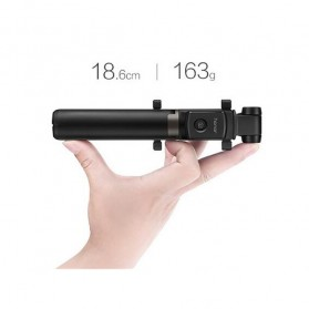 Huawei Honor Tongsis Monopod Tripod Multifungsi dengan Bluetooth Shutter - AF15 - Black - 5