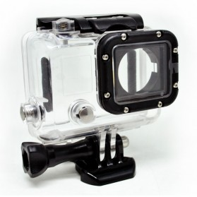 Dazzne Waterproof Housing Case For GoPro Hero 3+ - DZ-307 - Black