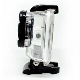 Dazzne Waterproof Housing Case For GoPro Hero 3+ - DZ-307 - Black - 3