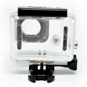 Dazzne Waterproof Housing Case For GoPro Hero 3+ - DZ-307 - Black - 4
