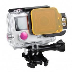 TMC Light Motion Night Under Sea Filter for GoPro Hero 4 / 3+ - Orange