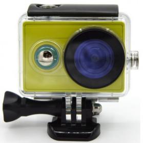Taffware Underwater Waterproof Anti Blur Case IPX68 40m for Xiaomi Yi Sports Camera (OEM) - Black - 3