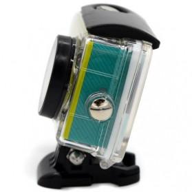 Taffware Underwater Waterproof Anti Blur Case IPX68 40m for Xiaomi Yi Sports Camera (OEM) - Black - 5