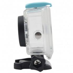 Taffware Underwater Waterproof Anti Blur Case IPX68 40m for Xiaomi Yi Sports Camera (OEM) - Blue - 3