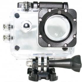 Underwater Case IPX68 40m SJCAM SJ4000 EKEN H9 Button Top - 3C - Transparent