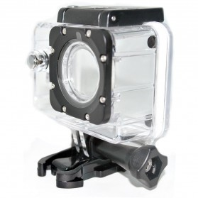 Underwater Case IPX68 40m SJCAM SJ4000 EKEN H9 Button Top - 3C - Transparent - 2