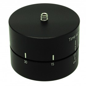 Go Motion Time Lapse 120 Min for Camera, GoPro / Xiaomi Yi / Xiaomi Yi 2 4K - Black - 3
