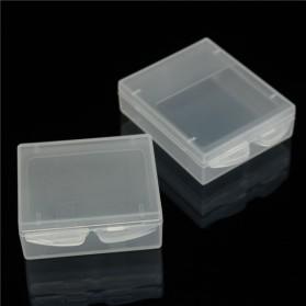 SUPTIG Waterproof Camera Battery Case Storage Box Cover 1 PCS for Xiaomi Yi / GoPro Hero / SJCAM - GP0281 - Transparent - 3